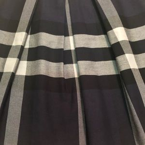 Burberry Bottoms - Burberry Navy/Grey Children's Skirt
